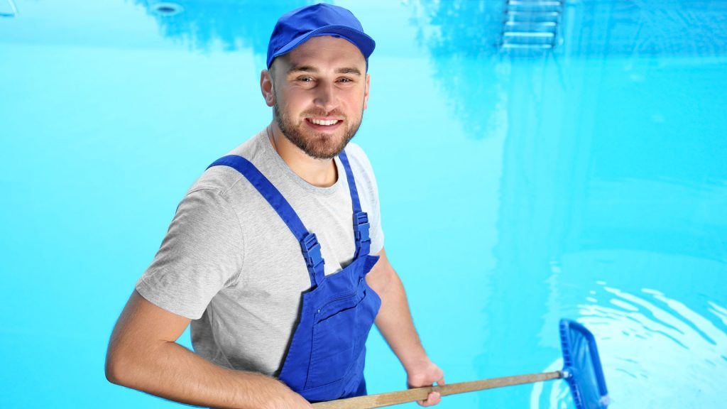 pool cleaning austin