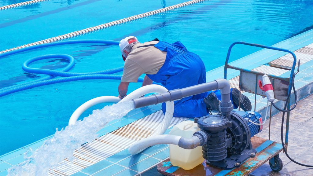 pool maintenance austin